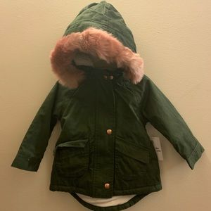 OLD NAVY Toddler Jacket Size 18-24 Months